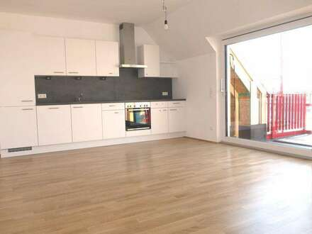 Exklusive 3-Zimmer-Dachgeschoßwohnung mit Terrasse - Erstbezug!