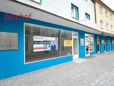Geschäftsräumlichkeit in sehr zentraler Lage in Dornbirn zu vermieten