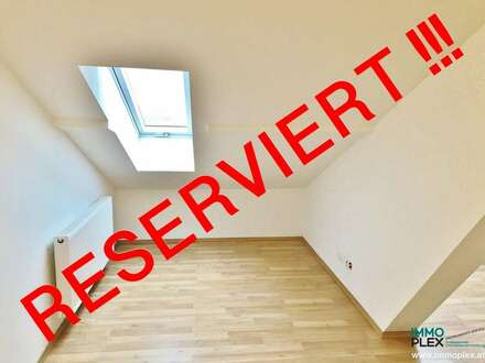 RESERVIERT!!! GÜNSTIGE 2 Zimmer Dachgeschoss-Wohnung; Direkt im Stadtzentrum ***ERSTBEZUG*** 2070 Retz