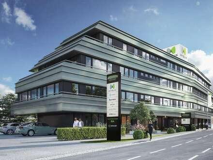 BV GREEN MCC - Neubaubüros im Süden von Sbg. ab 100 m² - 870 m² zu vermieten