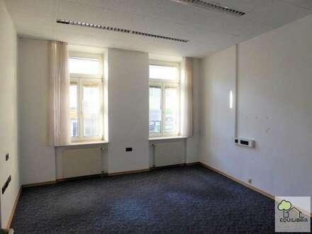 GÄNSERNDORF - IN ZENTRALER LAGE WIRD UNBEFRISTET 85 m² BÜRO / PRAXIS VERMIETET