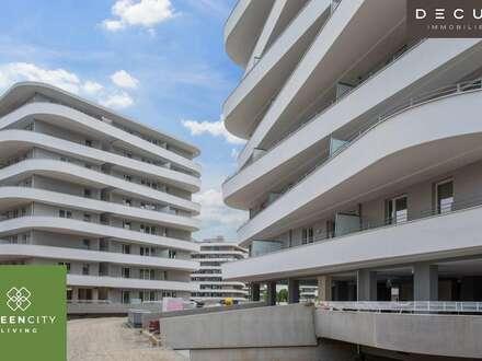 MODERNER ERSTBEZUG - PROVISIONSFREI - GREEN CITY LIVING