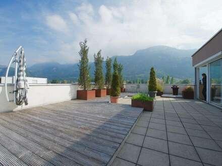 Sonniges Penthouse mit Blick über Hohenems