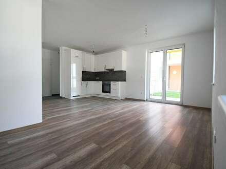 NEUBAU-ERSTBEZUG in Michelhausen inkl. EWE Küche & Stellplatz - 3 Zimmer Familienhit
