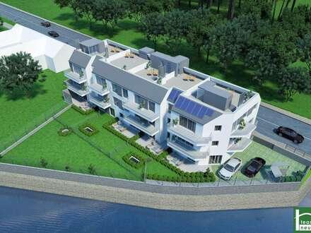 Provisionsfreie 4-Zimmer Garten- und Terrassenwohnung mit einer südseitigen Ausrichtung!