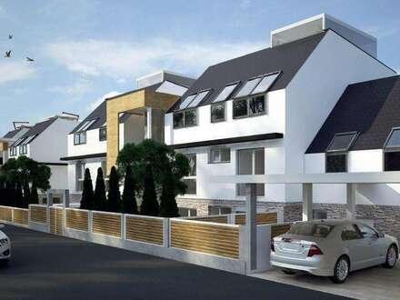 Anninger Villa in Niedrigenergiebauweise mit eigenem Carport - Kauf in 2371 Hinterbrühl