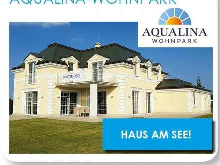 HAUS AM SEE! WOHNEN - REITEN - GOLFEN - Aqualina Wohnpark - PROVISIONSFREI