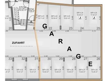 Kauf - Lager ca. 235 m² für Kleingewerbe oder Großgarage mit 10 Stellplätzen, Bereich Schwechat