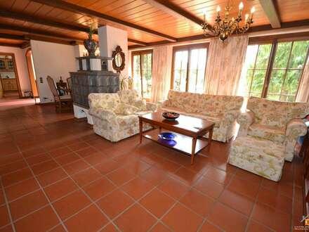 Exklusiv ausgestattetes Einfamilienhaus in gehobener Wohnlage in Bisamberg