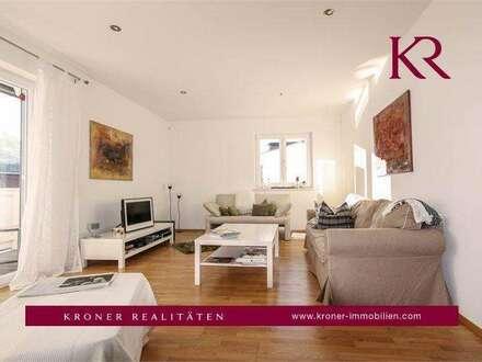 Helle 3-Zimmer-Wohnung mit nettem Blick in Fieberbrunn zu vermieten