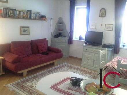 Gepflegte und möblierte 2-Zimmer-Kleinwohnung in schöner Villenwohnanlage