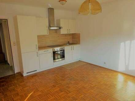 Deutschlandsberg: helle, gepflegte 2 Zimmer Erdgeschoss Wohnung