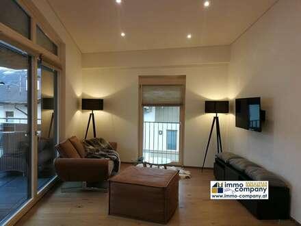 Exklusive Dachgeschosswohnung mit Lift und TGA