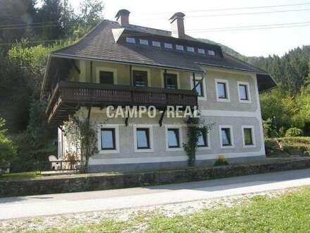 CAMPO-HAUS: Das Zweifamilienhaus im Ötscher-Reich