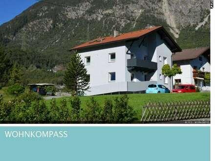 Roppen: Wohnhaus mit Einliegerwohnung in absoluter Sonnenlage!