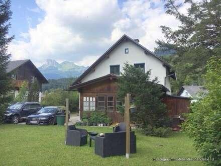BAD AUSSEE - Zweifamilien-Wohnhaus - Ideal für Anleger oder Großfamilie