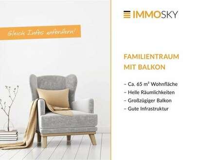 gute Raumaufteilung - preiswert - Klima und Balkon inklusive!