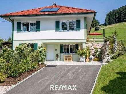 Open House am Samstag, 1. Februar um 10:30 Uhr! Herz was willst du mehr... Neues Einfamilienhaus mit wunderbarem Grundstück