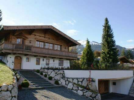 Tiroler Landhaus mit viel Charme in Toplage