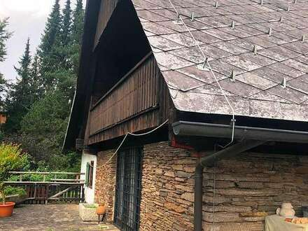 Deutschlandsberg/ Trahütten: Stilechtes Weststeir. Bauernhaus mit zusätzlichem Wohn- und Betriebsgeb.
