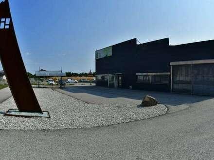 NEUDÖRFL - Top-Portal-Geschäftslokal/Büro mit Schauraum
