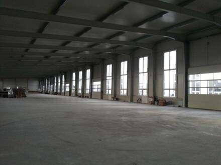 Miete, Produktionshalle/Lagerhalle 450m², 2201 Hagenbrunn, besonders verkehrsgünstig,