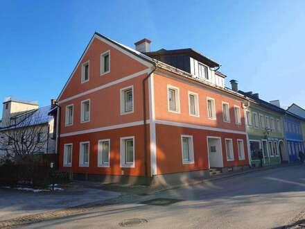 Saniertes Marktbürgerhaus mit großem Potential!