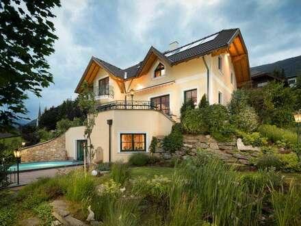 Exklusive Villa in den Salzburger Bergen