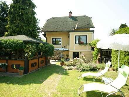 ++NEU++ Charmantes Einfamilienhaus in toller Grünruhelage!