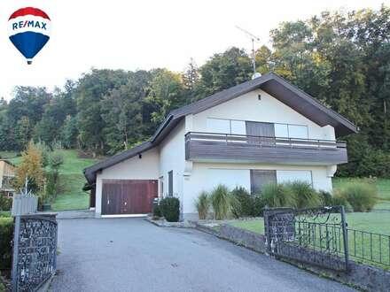 Einfamilienhaus mit viel Garten und Raum für Ihre Familie zu mieten