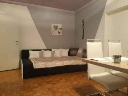 Tolle & gemütliche 2 Raum Wohnung in zentraler Innenstadtlage