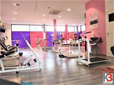 Machen Sie sich selbstständig! Gepflegtes Damen-Fitness-Studio mit bestehendem Kundenstock:))))