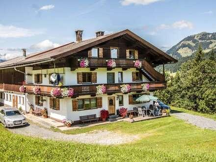 Schöne Wohnung bei St. Johann in Tirol