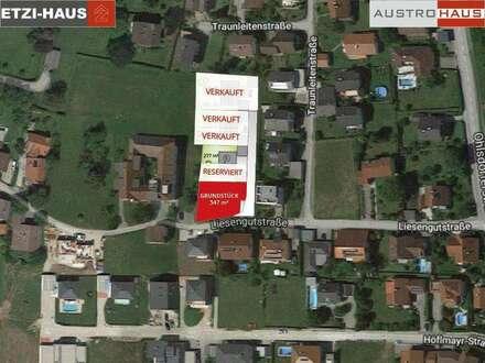 Jetzt Rabatt sichern:Doppelhaus+Grund in Gmunden ab €328.603