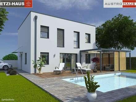 Modernes Ziegelhaus inkl. Grund in Gmunden ab € 416.200,-