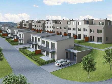 Attersee- Nähe Ihr Neubau Reihenhaus