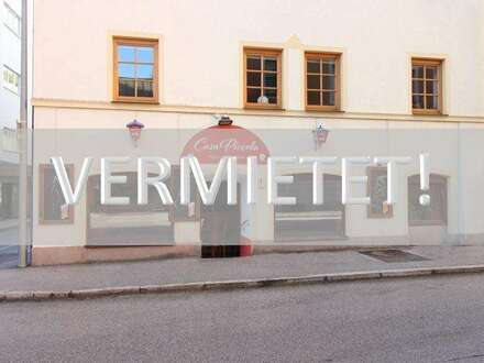 Café in bester Lage von Kufstein