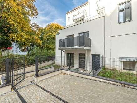 ++NEU** Hochwertige 3-Zimmer Neubau-Maisonette mit Garten und Balkon, Apartmentwidmung! sehr guter Schnitt!