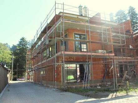 Große Außenflächen! Belagsfertig! Leistbares Eigenheim für (Groß-) Familien am Rande des Wienerwalds!