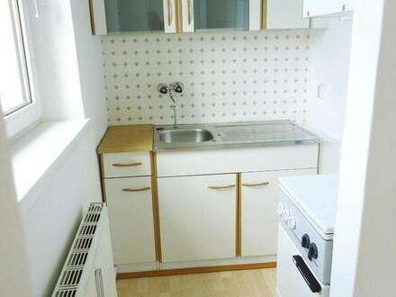 Nette 1-Zimmer Wohnung mit Loggia in Haid