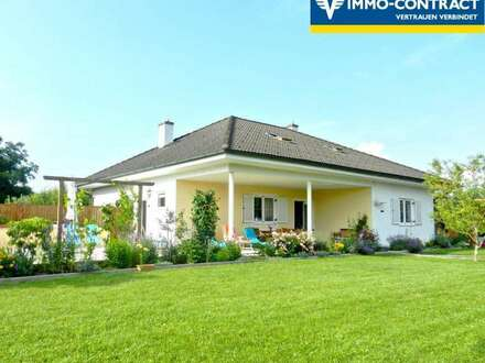 Naturparadies mit Badesee - Traumhafter Bungalow