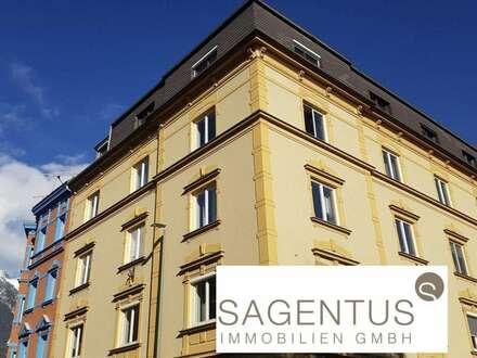 !!! ANLEGER AUFGEPASST: Gepflegte Garconniere in der Innsbrucker Innenstadt zu kaufen !!!!