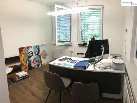 Büro- bzw. Praxisräumlichkeiten im Norden von Klagenfurt