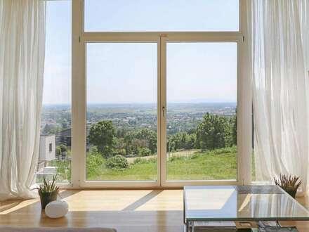 Bestlage - Traumhafter Blick über Baden