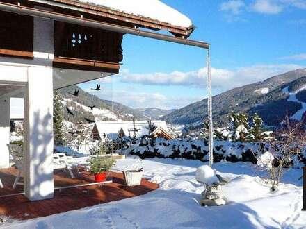 Schönes und gediegen ausgestattetes Landhaus in herrlicher Aussichtslage