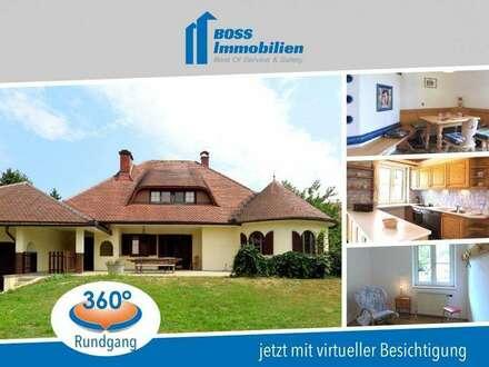 großzügiges Wohnen in Nöstlbach, großer Garten, Garage und weitere KFZ Stellplätze