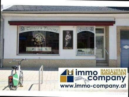 Eröffnen Sie Ihren eigenen Shop im Zentrum in Baden