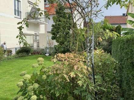 Mehrfamilienhaus in Grünlage