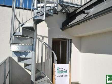 NACHMIETERSUCHE: Sehr helle 2 Zimmerwohnung + zwei Terrassen! Möblierte Küche - Hochwertige Ausstattung - Fußbodenheizung!…