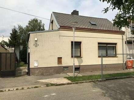 Nettes Häuschen in der Nähe von Wien!